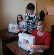 Кройка и шитье. Курсы швей в Кировограде проводит Академия Успеха